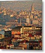 Landscape, Istanbul Metal Print by Photo by Bernardo Ricci Armani