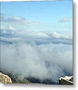 Landscape View Mt. Washington New Hampshire 23 Metal Print