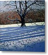 Large Tree Metal Print