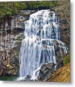 Large Waterfall Metal Print