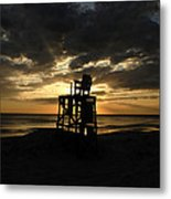 Last Day Of Summer Metal Print