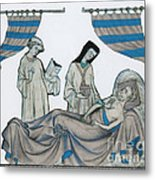 Last Rites, Middle Ages Metal Print