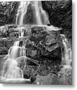 Laurel Falls In The Smoky Mountains Metal Print