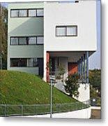 Le Corbusier Building Stuttgart Weissenhof Metal Print