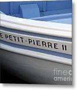 Le Petit Pierre II Metal Print