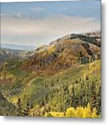 Lead King Basin Road 2 Metal Print