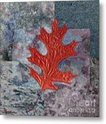 Leaf Life 01 - T01b Metal Print