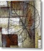 Leaf Whisper 1 Metal Print