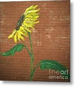 Leavenworth Sunflower  Metal Print