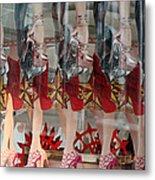 Legs Legs Legs Metal Print
