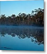 Lenthalls Dam 04 Metal Print by David Barringhaus