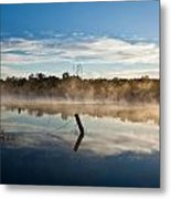 Lenthals Dam 01 Metal Print by David Barringhaus