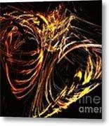 Lepidoptera Metal Print