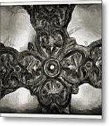 Let Mercy Reign 4 Metal Print