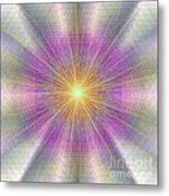 Let There Be Light 2012 Metal Print