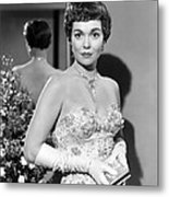 Lets Do It Again, Jane Wyman, 1953 Metal Print