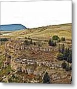 Lewis And Clark Park  Metal Print