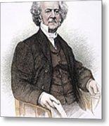 Lewis Tappan (1788-1873) Metal Print