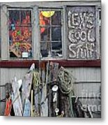 Lexs Cool Stuff Metal Print