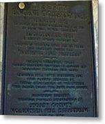 Liberty Engine Company Metal Print