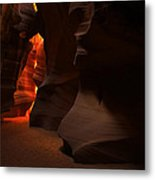 Light And Shadow Metal Print by Sean Foster