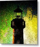 Light Of Hope Metal Print