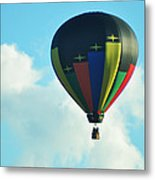Lighter Than Air Metal Print