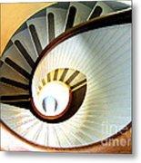 Lighthouse Eye Metal Print