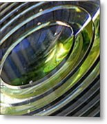 Lighthouse Lens Pensacola Metal Print