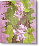 Lily Of The Valley - In The Pink #3 Metal Print