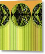 Lime Delight Metal Print by Ann Powell