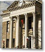 Limestone County Courthouse Alabama Metal Print