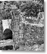 Lincoln Bridge IIi Metal Print
