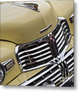 Lincoln Grille Metal Print