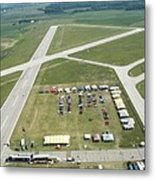 Lincoln Il Airport Metal Print
