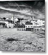 Lisbon Ix Metal Print