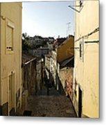 Lisbon Story Part3 Metal Print