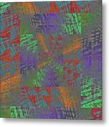 Listen To What I Have To Say Metal Print
