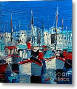 Little Harbor Metal Print