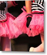 Little Pink Tutus Metal Print