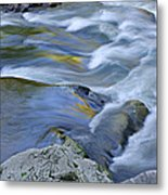 Little River Great Smoky Mountains Metal Print