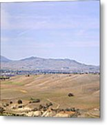 Livermore Valley Panorama Metal Print