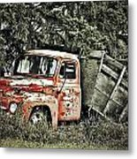 Load Of Roots Metal Print