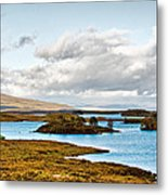 Loch Ba View Metal Print