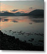 Loch Linnie And The Ardgour Mountains Metal Print