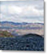 Loch Lomond - Pano2 Metal Print