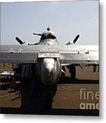 Lockheed Pv-2 Harpoon Military Aircraft . 7d15814 Metal Print