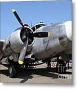 Lockheed Pv-2 Harpoon Military Aircraft . 7d15820 Metal Print by Wingsdomain Art and Photography