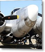 Lockheed Pv-2 Harpoon Military Aircraft . 7d15821 Metal Print by Wingsdomain Art and Photography
