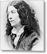 Lola Montez (1818-1861) Metal Print